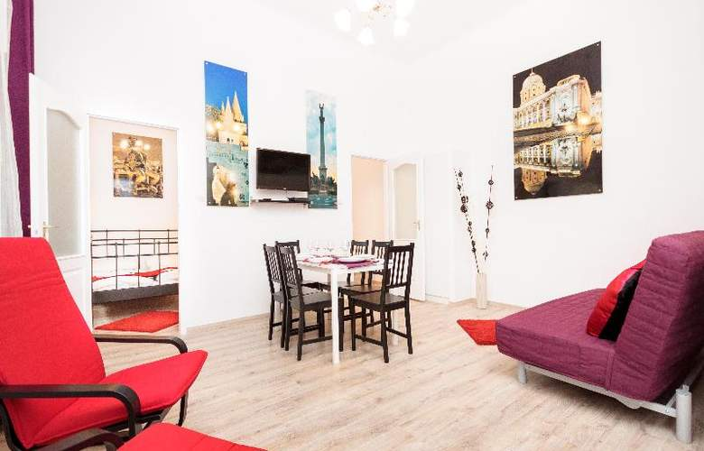 Like Home Opera Apartments - Hotel - 6