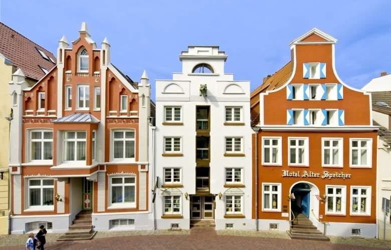City Partner Hotel Alter Speicher - Hotel - 0
