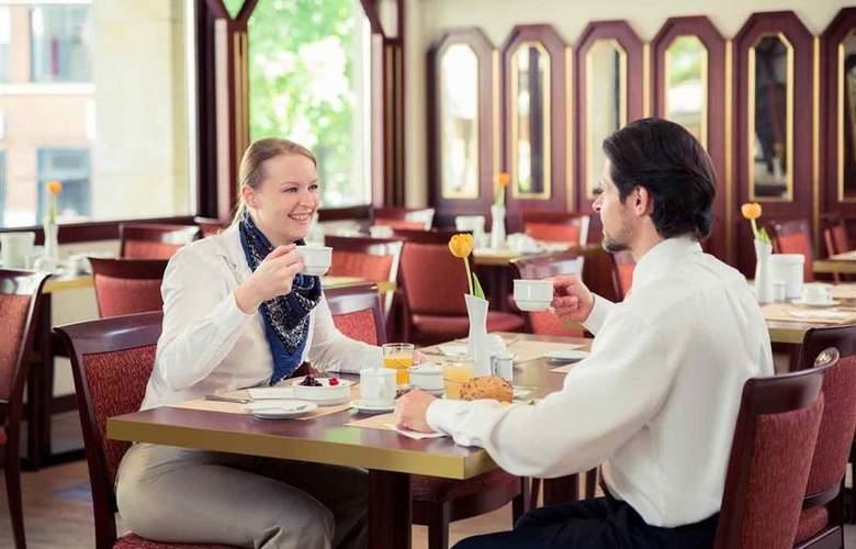 Golden Tulip Bielefeld City - Restaurant - 14