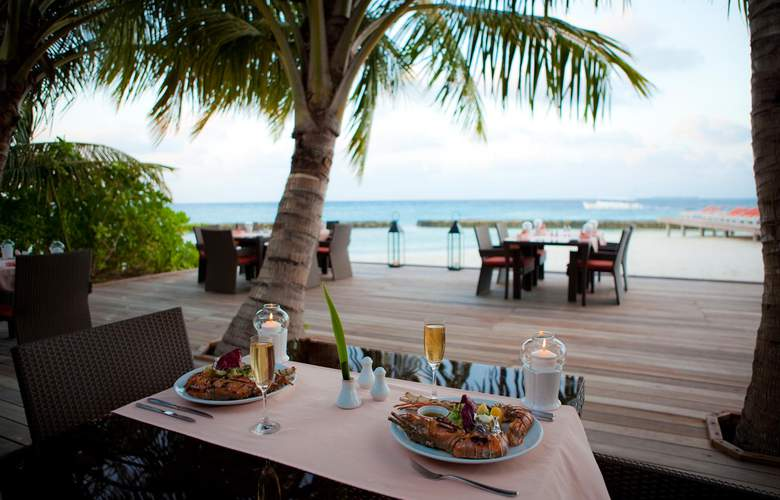 Kuramathi Island Resort - Restaurant - 32