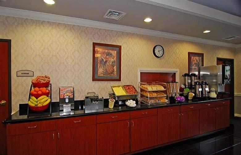 Best Western Fountainview Inn&Suites Near Galleria - Restaurant - 62