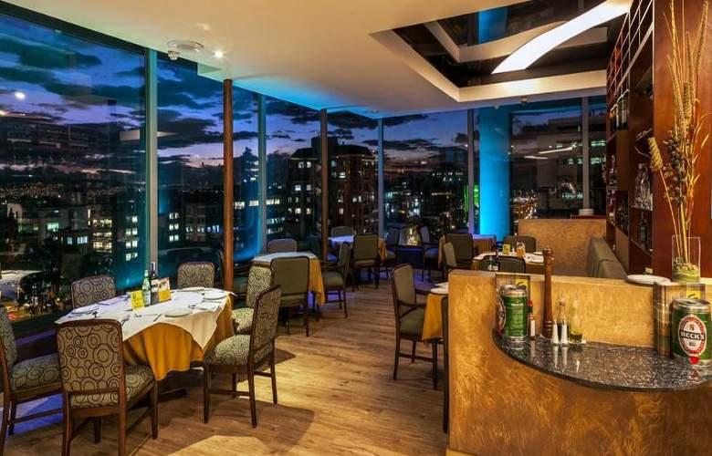 Clarion Bogota Plaza - Restaurant - 18