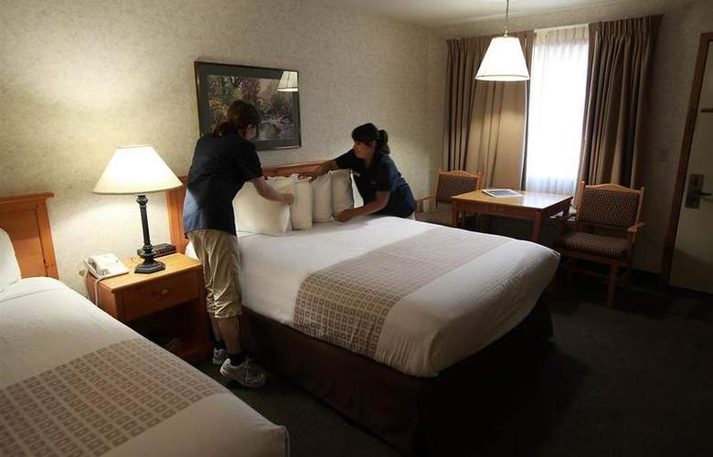 Best Western Black Hills Lodge - Room - 40