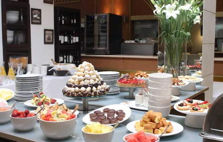 Ker Recoleta Hotel & Spa - Restaurant - 14