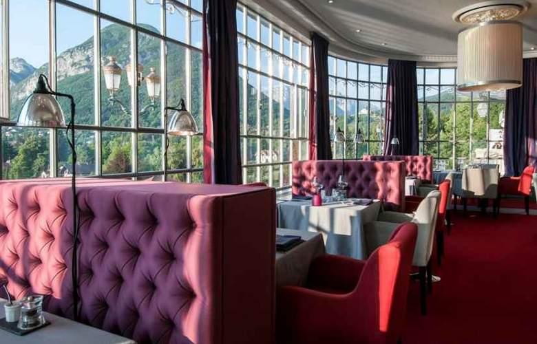 Le Palace De Menthon - Restaurant - 6