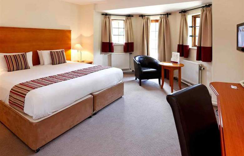 Mercure Telford Madeley Court Hotel - Room - 45