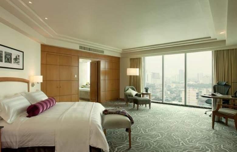 Pan Pacific Manila - Room - 9