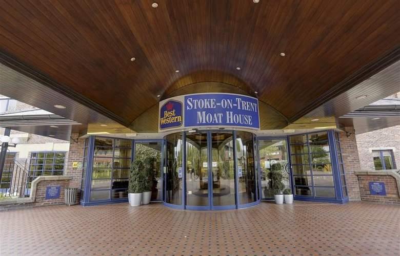 Best Western Stoke-On-Trent Moat House - Hotel - 44