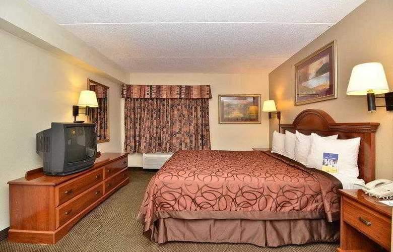 Best Western Raleigh Inn & Suites - Hotel - 1