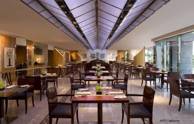 JW Marriott Hong Kong - Restaurant - 10