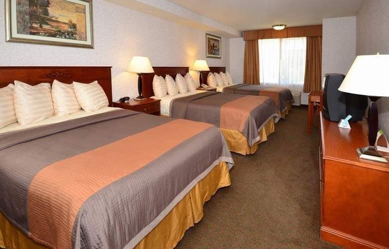 Best Western Airpark Hotel - Room - 40