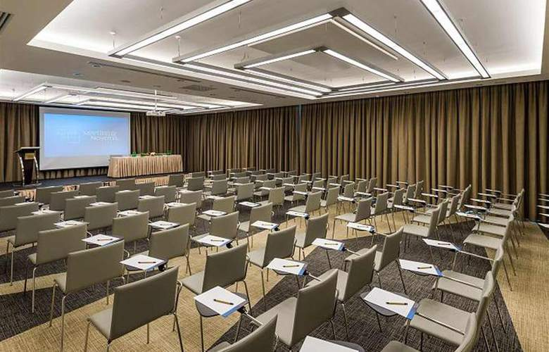 Novotel Moscow Sheremetyevo Airport - Conference - 42