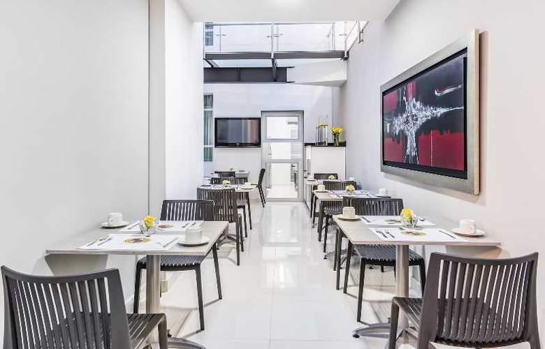 Casa Hotel Asturias - Restaurant - 60
