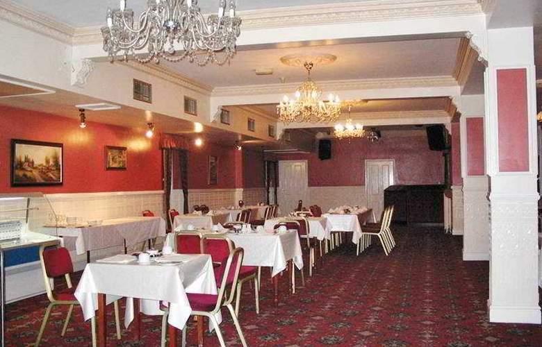 Edgbaston Palace - Restaurant - 5