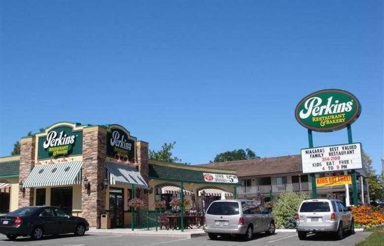 The Days Inn Fallsview Casino - Hotel - 0