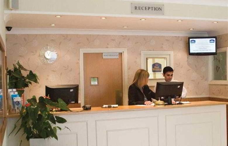 Best Western Cumberland - Hotel - 157