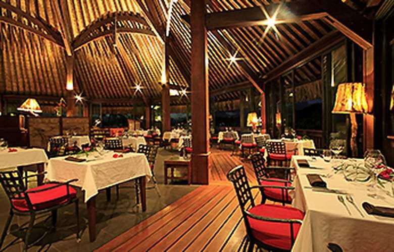 Sofitel Bora Bora Private Island - Restaurant - 4
