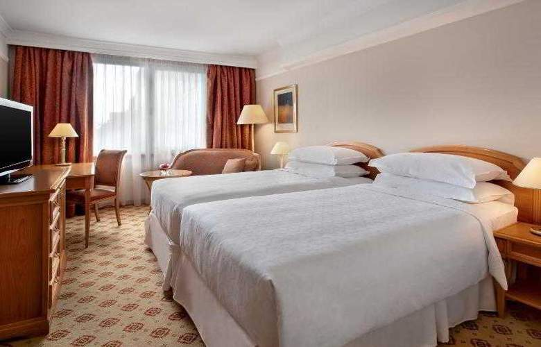 Sheraton Zagreb - Hotel - 21