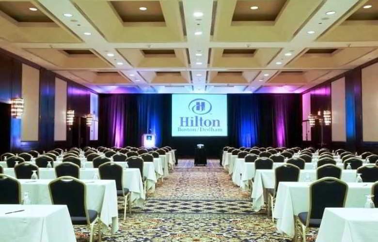 Hilton Boston/Dedham - Conference - 8