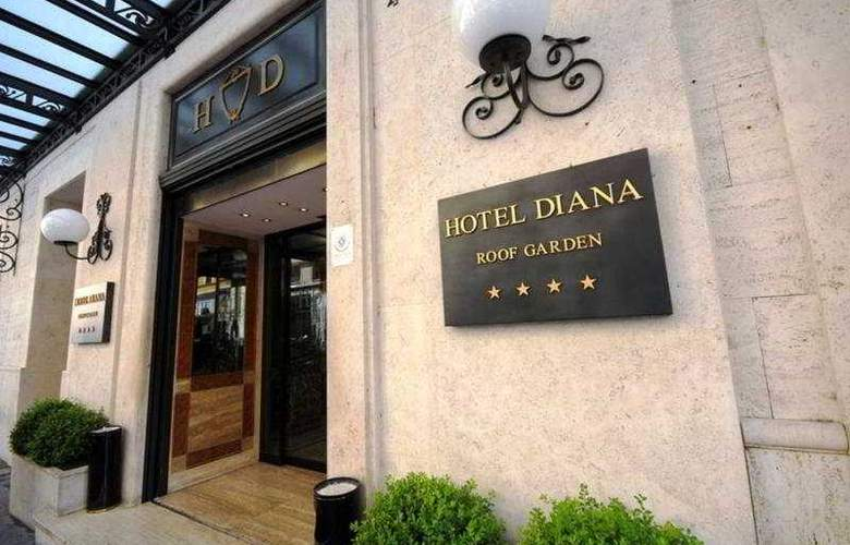 Diana Roof Garden - Hotel - 0