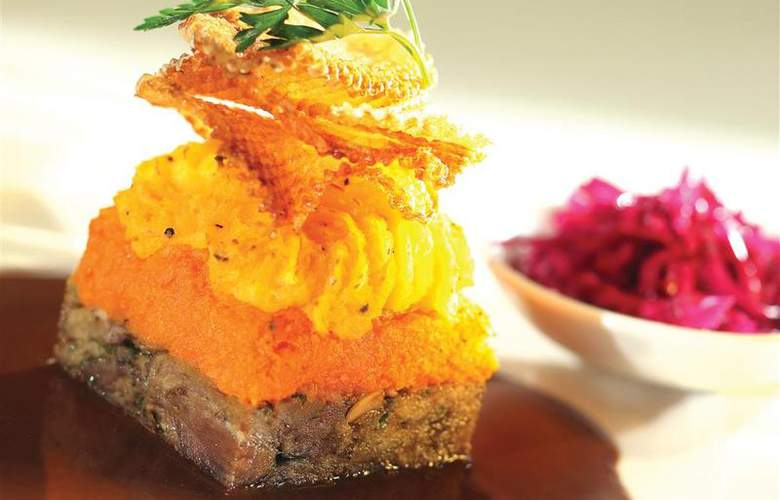 Best Western Glendower - Restaurant - 176