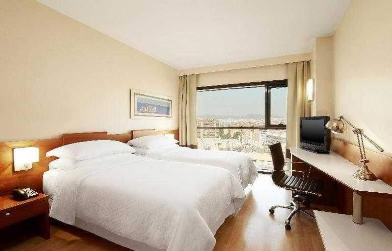Four Points by Sheraton Barcelona Diagonal - Room - 5