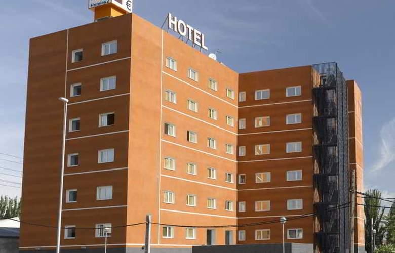 H2 Fuenlabrada - Hotel - 6