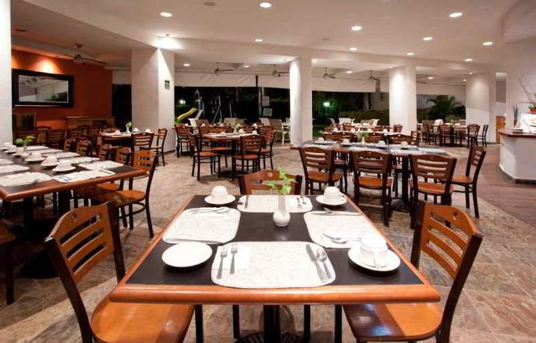 Gamma Plaza Ixtapa - Restaurant - 8