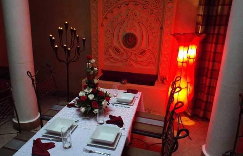 Riad Africa - Restaurant - 10