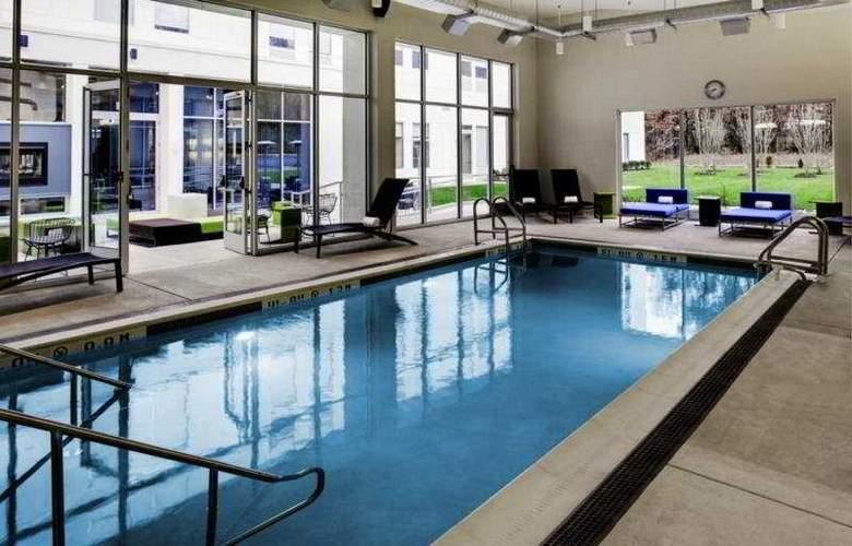 Aloft BWI Baltimore Washington Intl Airport - Pool - 4