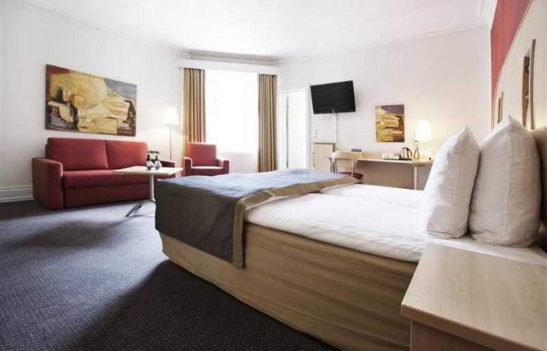 BEST WESTERN Hotel Hebron - Hotel - 16
