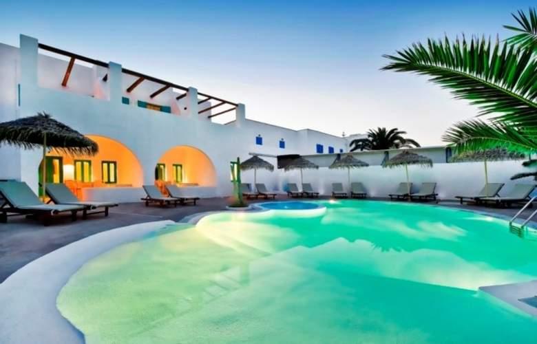 Nissia Apartments - Pool - 2
