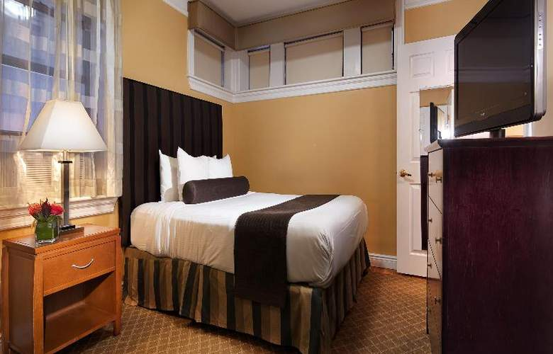 Best Western Plus Hospitality House - Apartments - Room - 80