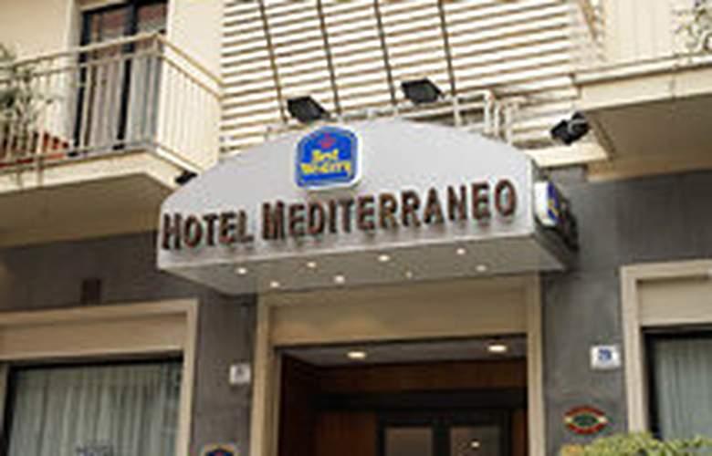 Best Western Mediterraneo - Hotel - 0
