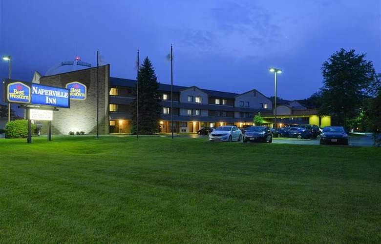 Best Western Naperville Inn - Hotel - 14