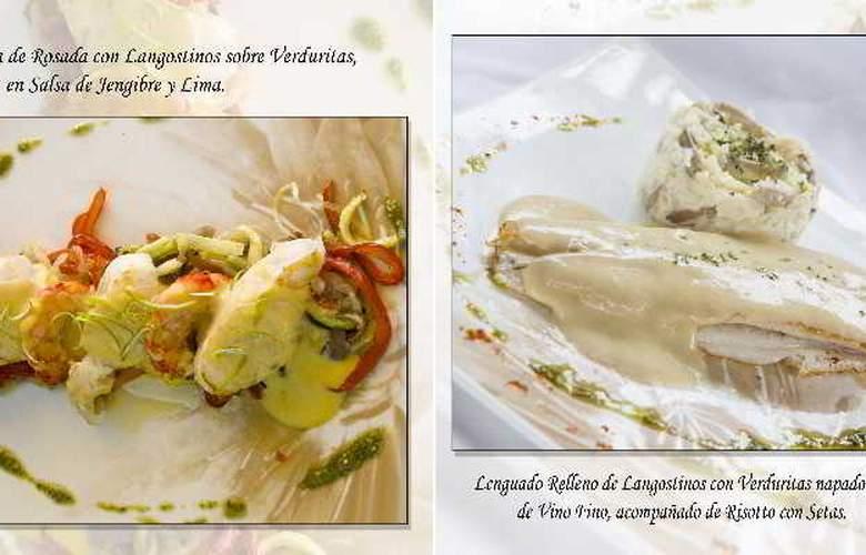 Cortijo Chico - Restaurant - 28