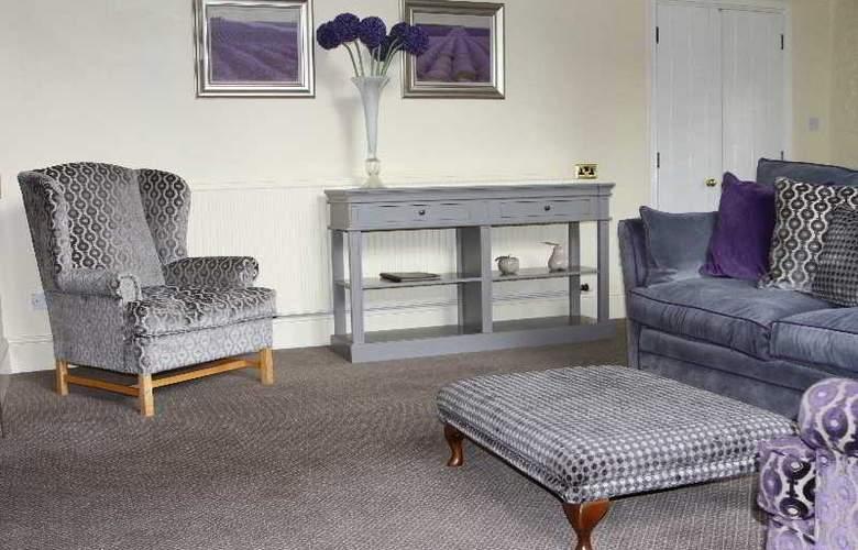 Hintlesham Hall - Room - 8