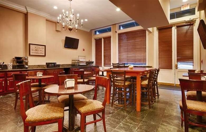 Best Western Plus Seaport Inn Downtown - Restaurant - 53