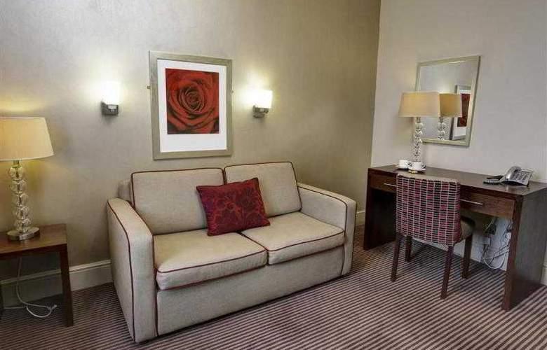 Best Western Westley - Hotel - 49