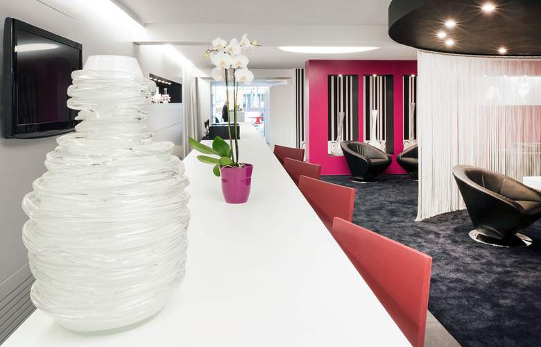 Ibis Styles Brussels Louise - General - 1