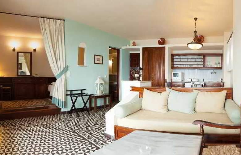 Palazzo Arhontiko Apartments - Room - 0