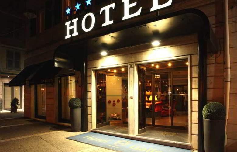 MSN Hotel Galles Genova - Hotel - 4