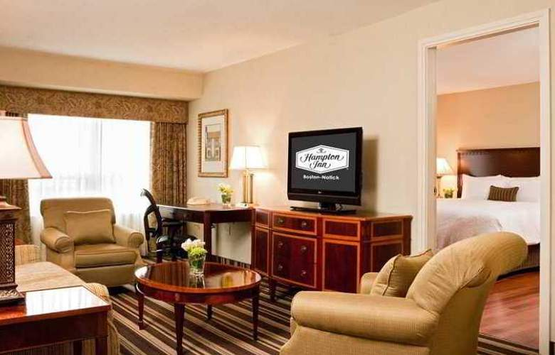Hampton Inn Boston-Natick - Hotel - 8