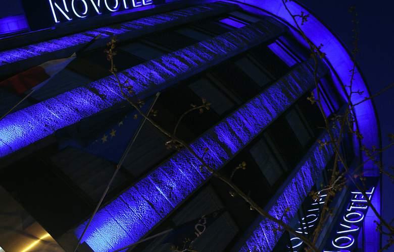 Novotel Rennes Centre Gare - Hotel - 0