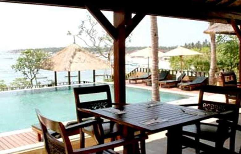 Batukarang Lembongan Resort & Day Spa - Restaurant - 7
