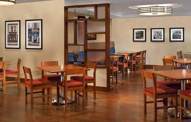 Four Points by Sheraton Hotel & Conference Centre Gatineau-Ottawa - Restaurant - 16