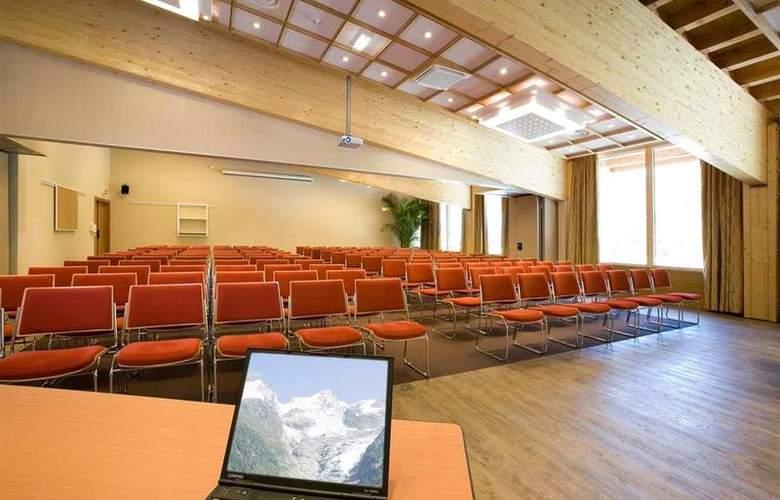 Mercure Chamonix les Bossons - Conference - 68
