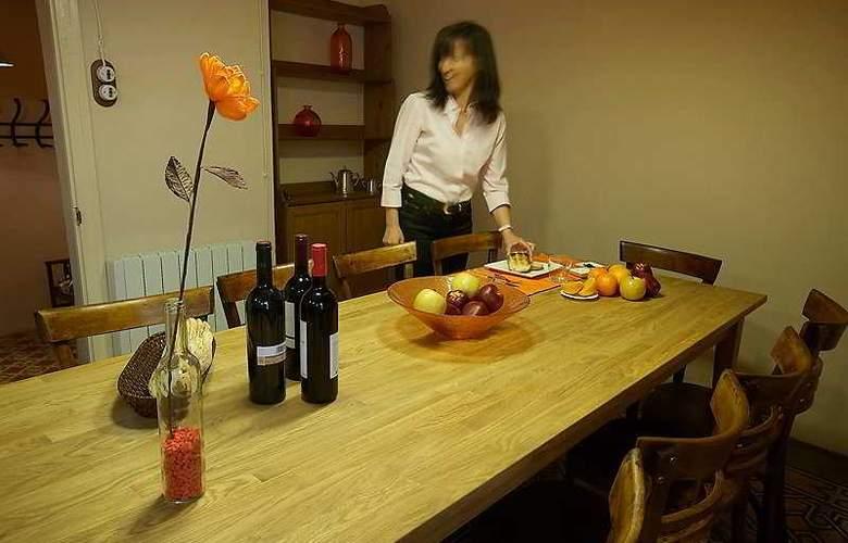 Casa Rural Cal Masiu - Restaurant - 9
