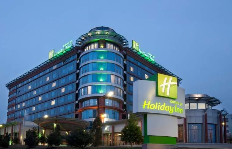 Holiday Inn Almaty - Hotel - 0