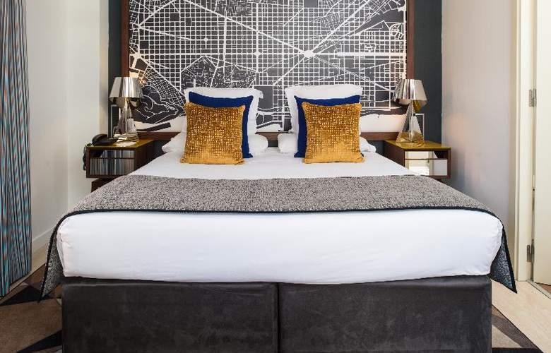 Capri By Fraser Hotel Residences Barcelona - Room - 7